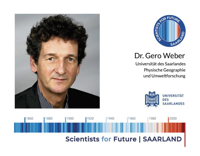 Dr. Gero Weber